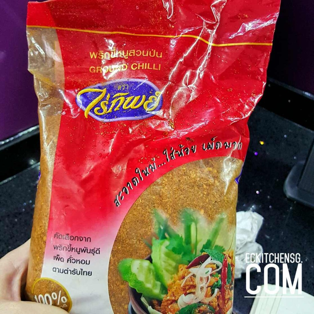 Thai Isaan Beef Salad