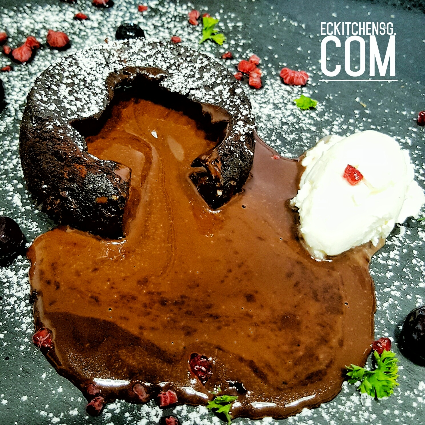 Chocolate Fondant Cake Confirmed Lava Ish Foolproof