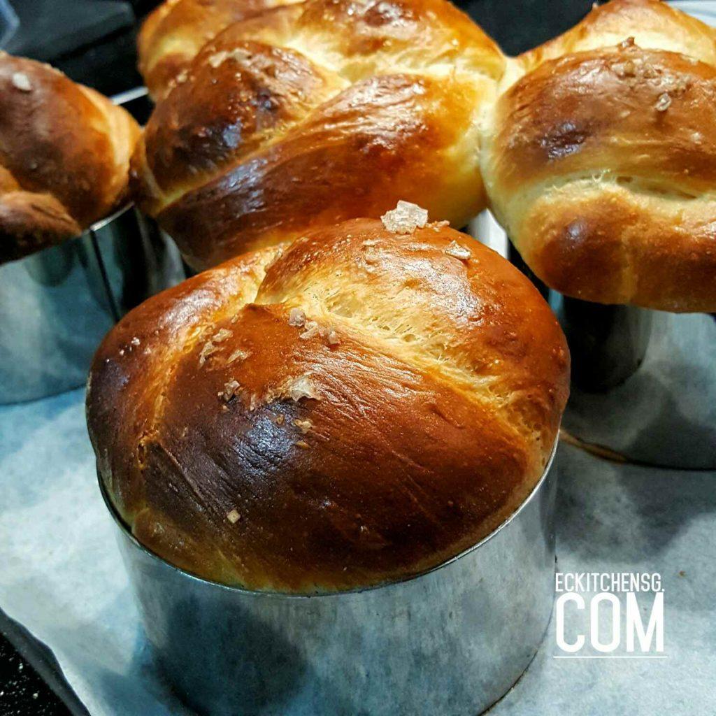 The most addictive Milk Bread