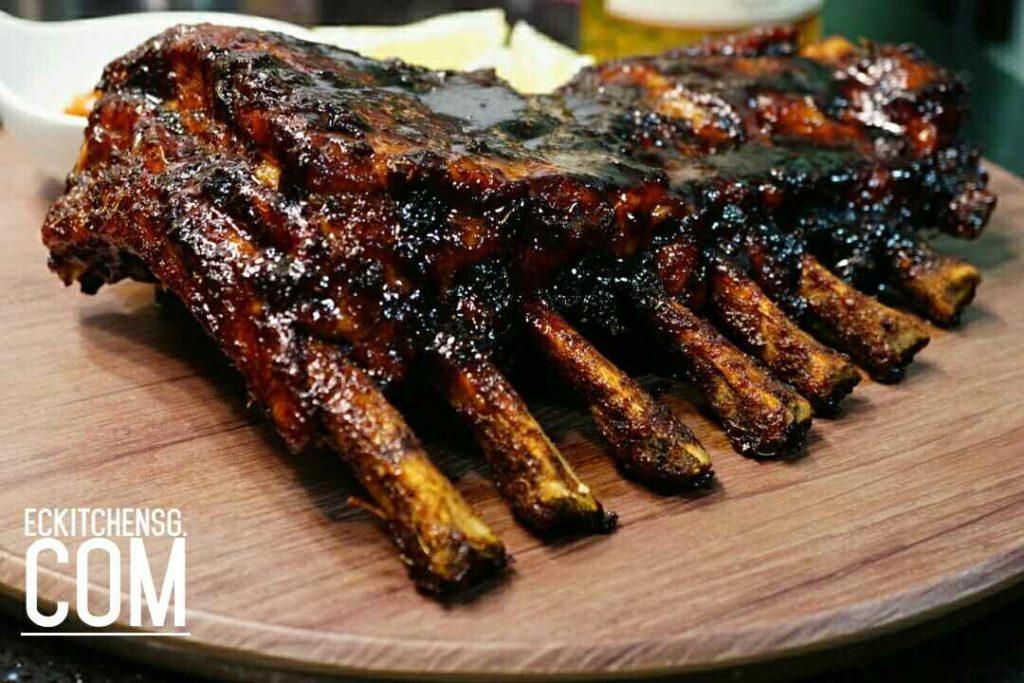Naughty Nuri's Rib Recipe (Balinese Style BBQ Pork Ribs)