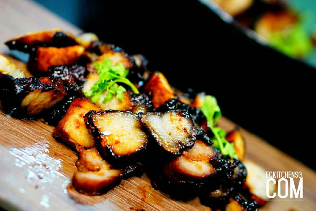 Glistering Sticky Caramelized Hong Kong Style Char Siew