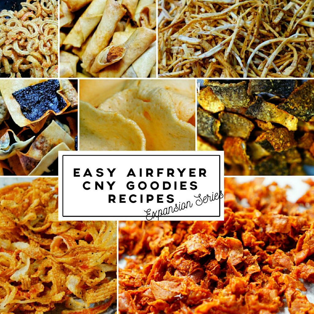 Easy air fried chinese new year goodies variations eckitchensg facebook twitter google pinterest chinese new year forumfinder Choice Image