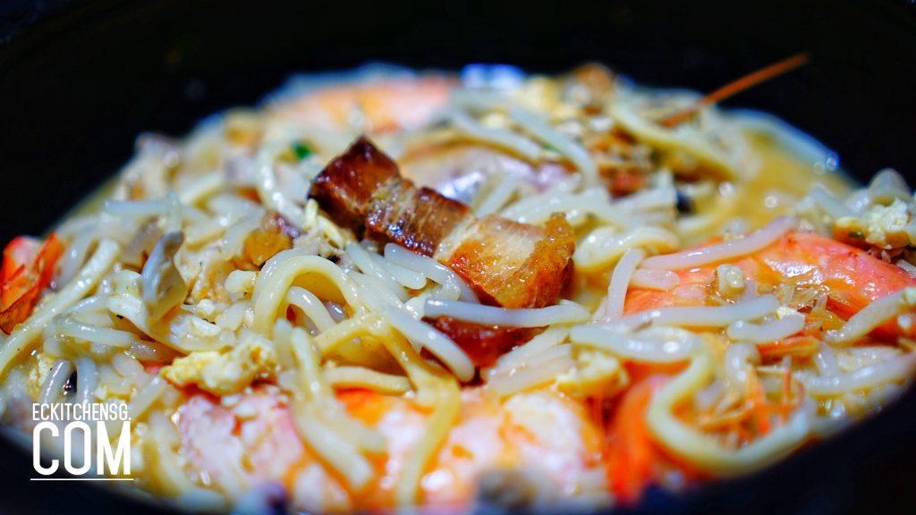 how to cook hokkien noodles easy