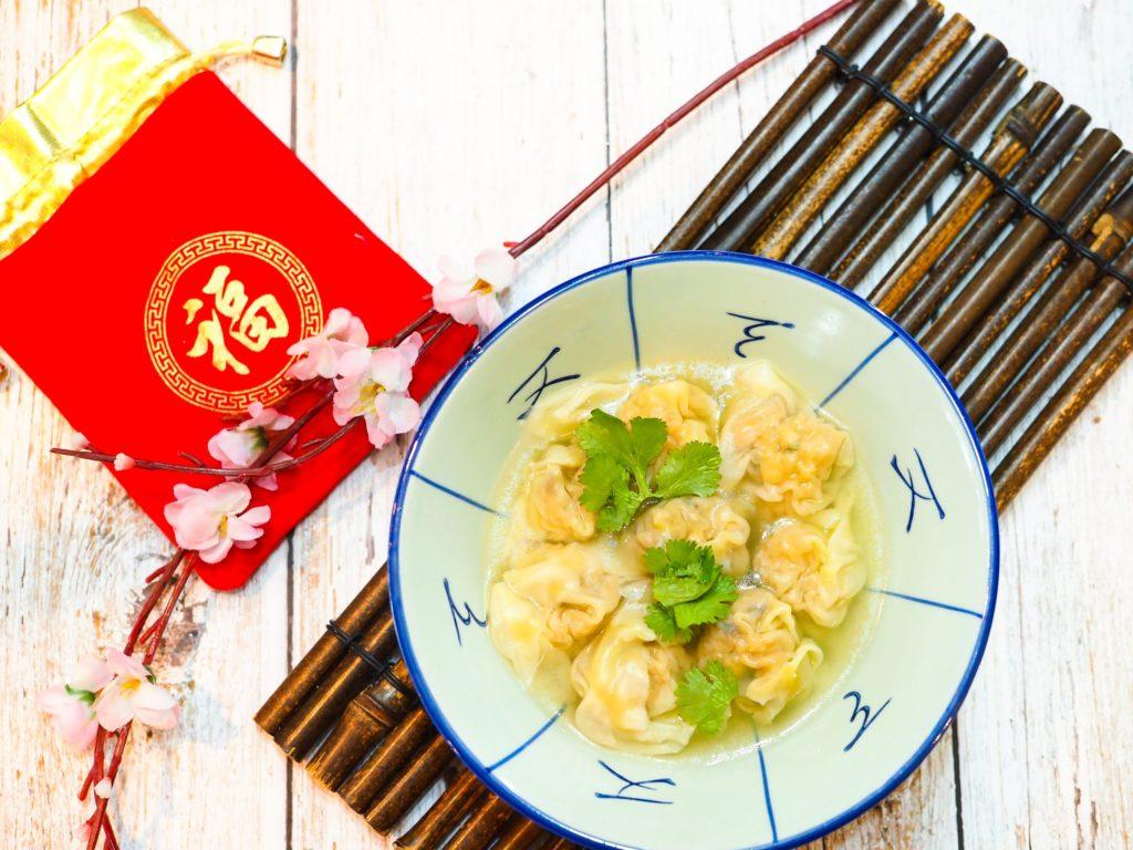 Crunchy Meaty Soup Dumpling Shui Jiao 水饺